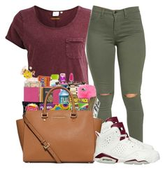 """"""""""" by imsorhirhi ❤ liked on Polyvore featuring Object Collectors Item and NIKE"""