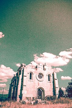 Croatian #church -> http://www.fotografia.bartoszkoplin.pl/2013/01/26/zapomniane-sacrum/ #croatia