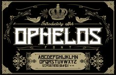 Check out EPHELOS FONT by Inksun.aksara on Creative Market