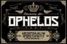 Check out EPHELOS FONT by Inksun.aksara on Creative Market