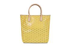 Geox Mala shopper - Amarelo e bege