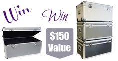 College Trunk (Choice of Color)/ $150 / 6-13 via... sweepstakes IFTTT reddit giveaways freebies contests