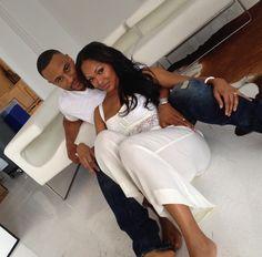 Newlyweds Meagan Good and Devon Franklin