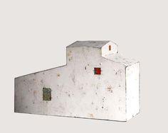 House No.3 - sculpture by Annalisa Ramondino