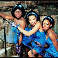 Throwback of the day: Movie Little Shop of Horrors. #LittleShopofHorrors #TishaCampbell #TichinaArnold - http://ift.tt/1HQJd81