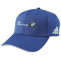 BMW Golf Championship, Adidas Tour Cap - Blue, Large by BMW. $30.00. Features performance moisture wicking fabric with UV protection of 50 SPF. Imported.Material100% polyesterColorsBlueRedWhiteSizeOne size fits all