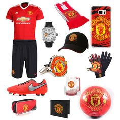 A set on Polyvore Manchester United Football a41fdaaf62295