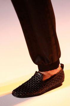 Versace | Spring 2014 Menswear Collection.
