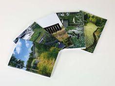 Quaderni realizzati su carta riciclata 100% con opere di alcuni paesaggisti più famosi del mondo.