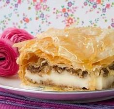 Cheesecake and Baklavas joining forces for something both special and different!