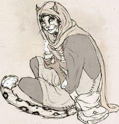 Raha Ji by ~marquisee on deviantART Character Concept, Character Art, Concept Art, Character Design, Character Ideas, Dnd Characters, Fantasy Characters, Fantasy Inspiration, Furry Art