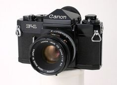 Canon F-1 I miss this one the most