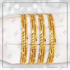 Gold Bangles Design, Jewelry Design, Gold Jewellery, Bridal Jewelry, Gold Earrings, Gold Necklace, Sita Ram, Gold Money, Bangle Set