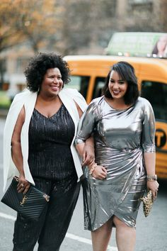Plus Size Fashion - Looks from Eloquii
