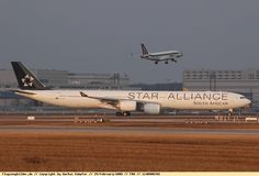 Foto South African Airways Airbus A340-642 ZS-SNC