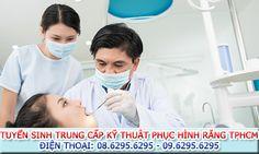 Tuyển sinh Trung cấp Kỹ thuật Phục hình răng Sài Gòn học T7&CN