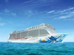The 6 Most Important Cruise Ships Launched in 2015. #cruiseships #cruiseliners #travel