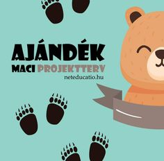 Ingyenes - Neteducatio Mac, Motivation, Education, School, Movie Posters, Bears, January, Projects, Film Poster