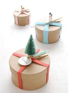 DIY: Prendedores de presentes | Simple Art