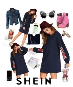 """""""Untitled #142"""" by stylishbysamantha on Polyvore featuring LC Lauren Conrad, Timberland, Casetify, Recover, Dolce&Gabbana, Context and Jean-Paul Gaultier"""