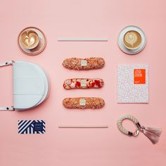Sweets and fashion on Behance