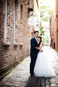 {Lauren + Jake} Bride & Groom Day after Wedding Photo Shoot Charleston South Carolina   Charleston SC Wedding Photographer » Kimberly Kay Photography   Oregon Wedding Photographer