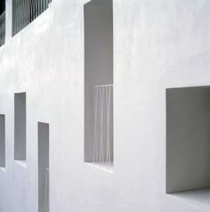 Martino Pedrozzi - Courtyard house renovation, Pregassona 2002