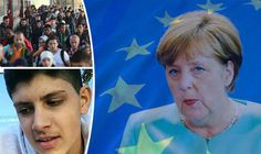 How many more deaths? Merkel's immigration policy savaged after FOURTH killing…