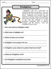 super teacher worksheet reading comprehension