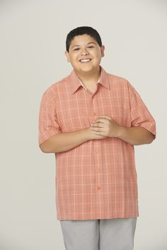 Rico Rodriguez as (Manny Delgado)