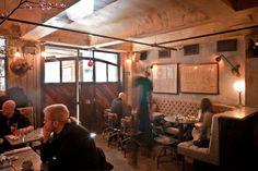 Smith & Mills : brunch à Tribeca dans une ancienne écurie
