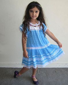Kids Clothing from Mexico and Guatemala
