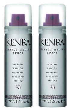 Kenra Perfect Medium Spray no.13, 55% VOC, 1.5-Ounce, 2 Count -- New and awesome outdoor gear awaits you, Read it now  : Travel Hair care