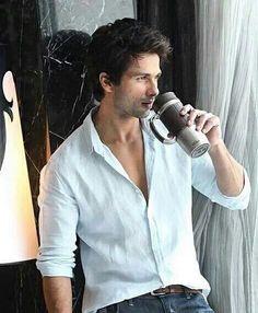 Shahid & A Cup of Joe