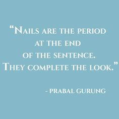 Not a manicure picture, but the quote sure fits. Http://countryrosejams.jamberrynails.net
