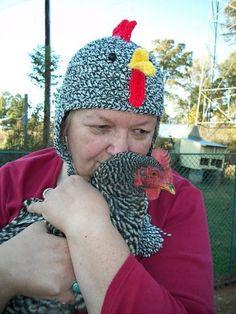 Rooster/Chicken Hat