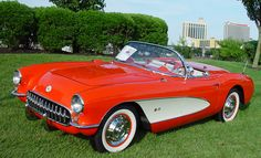 57 Chevy Corvette