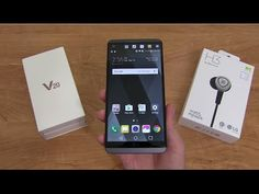 LG V20 Unboxing and Impressions!