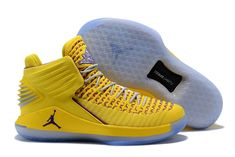 b431d401795e 2018 Cheap Air Jordan 32 Yellow Purple Shoes For Sale Sneakers For Sale