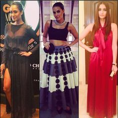 Best dressed from last week! Who's your favourite?