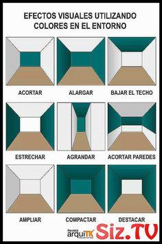 Efectos visuales - Home Decoration Ideas