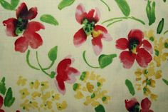 Floral Fabric, Flower Fabric, Cotton, Fabric, Quilting, Sewing Fabric, Quilting Fabric, Dear Stella, Timeless Treasures, Adelaide Blossoms