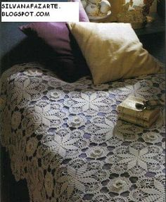 """SILVANA MAKES ART """"Blessed is he that transfers what you know and learn what you teach."""": BEDSPREAD"""