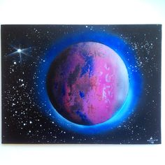 Space 👽 Aerography; acrylic 20*30 #dariaabsolute #art #aerografia #aerography #acrylic #drawing #space #artwork #universe #painting #illustration #instart #star #galaxy #sketch #psy #visionary #digitalart #msk #love