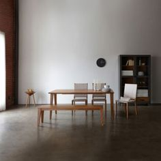$850 Design by Conran Cairns Dining Table - jcpenney solid poplar ...