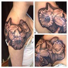 June Birth Flower Tattoo Pictures