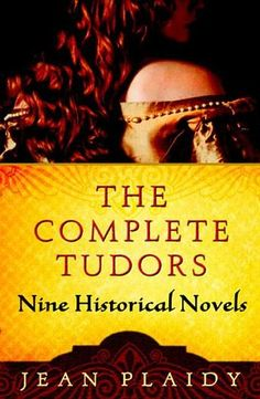 The Complete Tudors by Jean Plaidy - The nine Tudor novels by beloved novelist Jean Plaidy are now available as one complete series spanning sixteenth-century England. This exciting collection includes a brand-new character guide, along with reading group guides for seven books. (Bilbary Town Library: Good for Readers, Good for Libraries)
