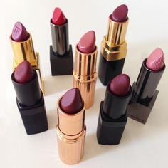 My all-time favorite lipstick shades