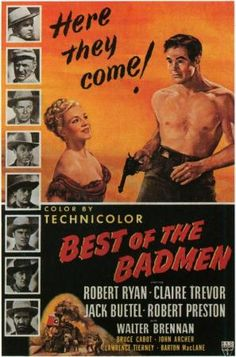 Best of the Badmen posters for sale online. Buy Best of the Badmen movie posters from Movie Poster Shop. We're your movie poster source for new releases and vintage movie posters. Movie Posters For Sale, Original Movie Posters, Film Posters, Robert Hardy, Robert Ryan, Series Movies, Film Movie, Tv Series, Old Movies