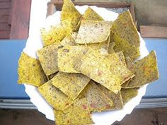 Canning Homemade!: Dehydrating Recipes  Dehydrated corn chips